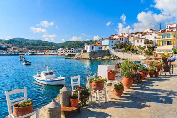 The North Aegean Islands