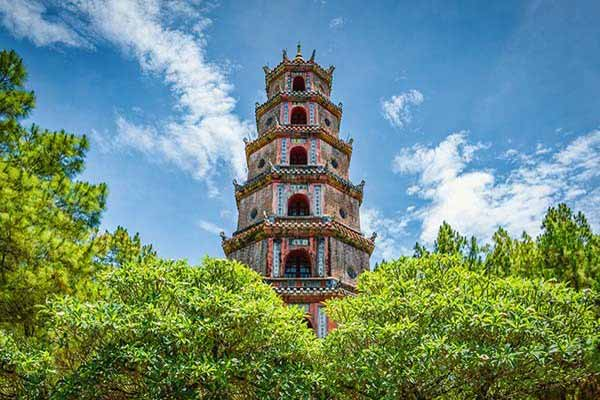 Visit the Citadel and the Imperial City of Hue