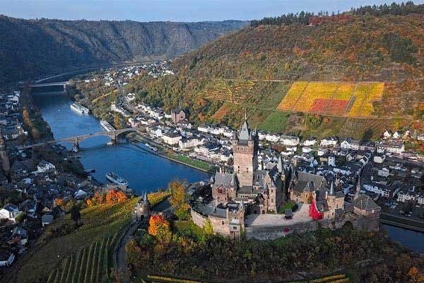 Wine Country The Palatinate