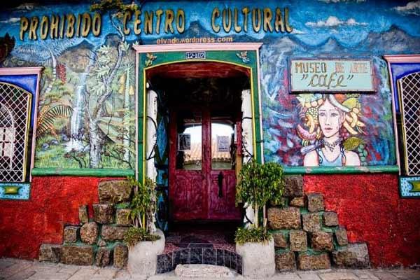 cultural capital of Ecuador