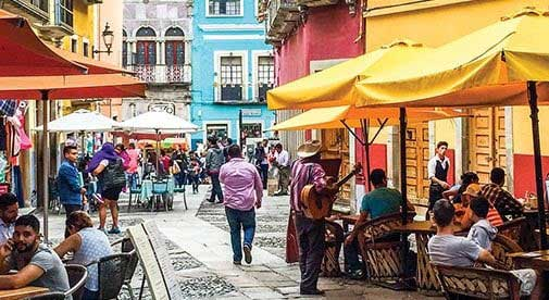 Six Days, Five Cities, and $650 for Two in Colonial Mexico