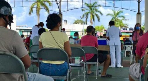 COVID Vaccinations in Mexico
