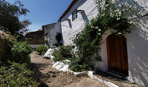 $90k for a House in a Portuguese Castle