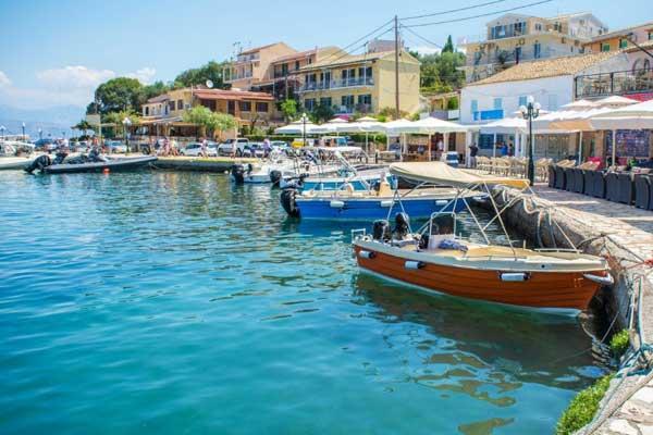 Corfu Ionian Island