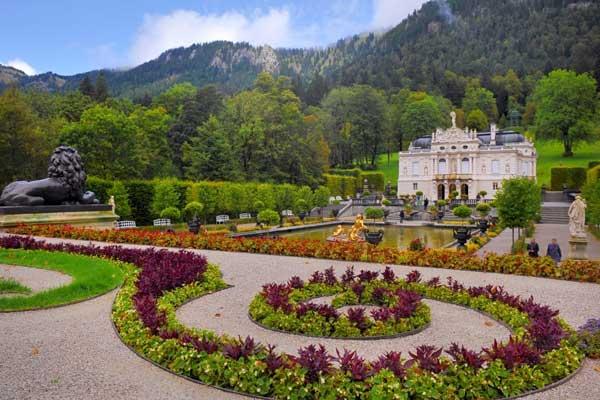 King-Ludwig's-Fairy-Tale-Castles