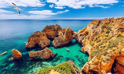 Six-Figure Gains on Portugal's Algarve