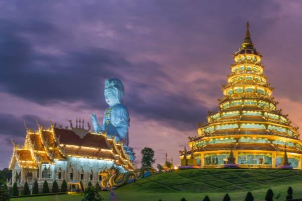 Lifestyle in Chiang Rai Thailand
