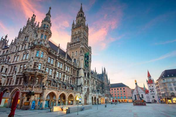 Munich—the City of Art and Beer