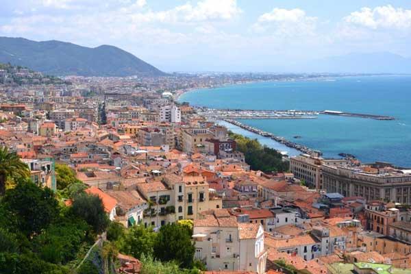 Retire in Salerno