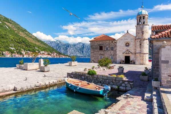The-beautiful-coast-of-montenegro