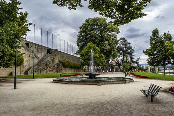 park in vila real portugal