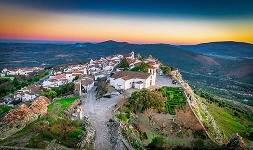 """Bargain Homes in This """"Secret"""" Portuguese Hill Town"""