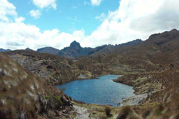 Cajas-National-Park-Lake