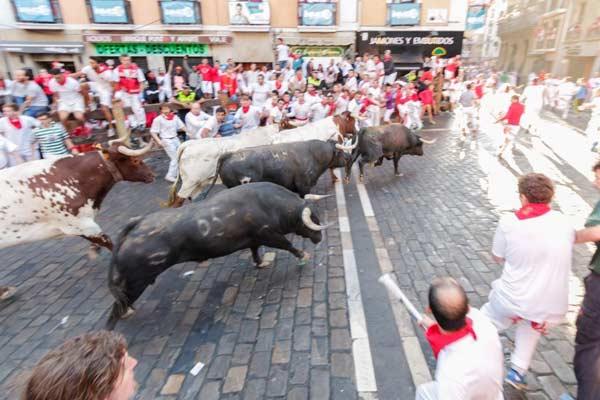 Fun-Filled, Crazy Festivals in Pamplona