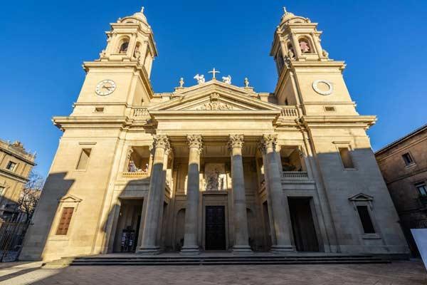 Pay Respects at the Cathedral of Santa Maria la Real