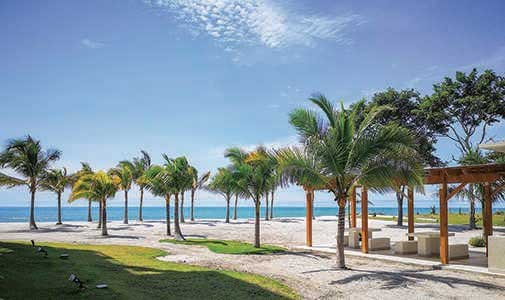 Building Southern California on Panama's Pacific Coast