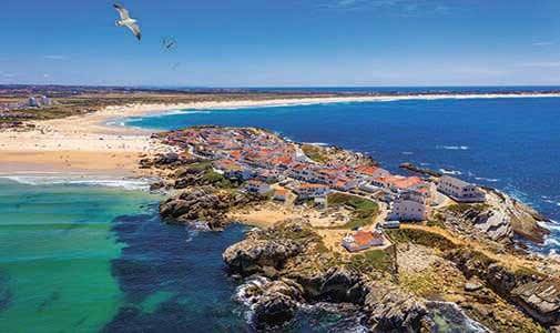 Portugal's Silver Coast Pays Lifestyle Dividends